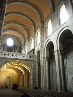 Colegiata de San Isidoro (León). Nave central.