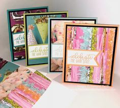 Honeybee's Stamping Hive: Picture Perfect Banners