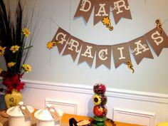 Cena del Día de Acción de Gracias