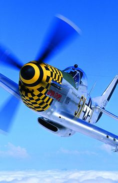 Flying Heritage & Combat Armor Museum- North American P-51D Mustang