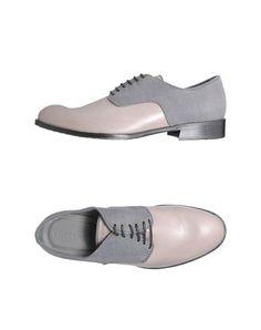Emporio armani Men - Footwear - Lace-up shoes Emporio armani on YOOX