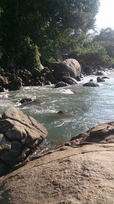 Praia do Rancho, Trindade - RJ, Brazil