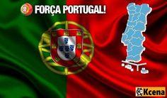 Todos juntos até ao fim. Força Portugal