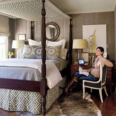 guest room | ... comfortable and welcome with ideas from our best guest room designs