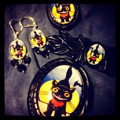 Hotcakes design Halloween Jewelry collection is coming to life! Shopatfavor.com