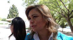Estará presente Maru Campos en el Grito de Independencia con Javier Corral | El Puntero