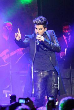 Adam Lambert Reincarnation of Freddie Mercury?
