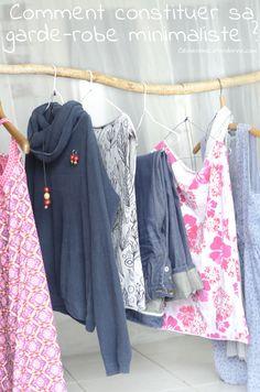 Clémentine la Mandarine | Garde-robe minimaliste : comment faire  | http://clementinelamandarine.com