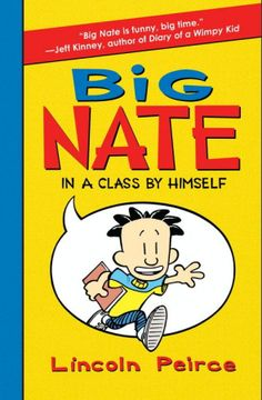 """Big Nate is funny, big time.""--Jeff Kinney, author of Diary of a Wimpy KidFor fans of the hilarious Diary of a Wimpy Kid series: Get ready to meet Big N. Lincoln, Summer Reading Lists, Kids Reading, Reading Club, Reading Activities, Reading Room, Books For Boys, Childrens Books, Book Series"