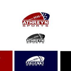 Former NFL coach seeking logo for AthreynSports by arkona