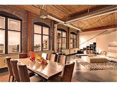 Image result for industrial lofts