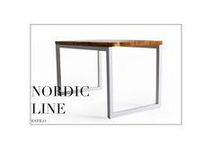 Stolik kawowy - Estilo Nordic Line Rozmiar: 80cm długość x 45 szerokość x 50cm wysokość. Grubość blatu stołu: 2,7cm Wykończenie: jesion lakierowany, stal lakierowana proszkowo, kolor biały. Wykończenie: jesion lakierowany, stal lakierowana proszkowo, kolor biały. Chętnych do zakupu zapraszamy na naszą stronę internetową. Dostępne warianty wykończeń są związane z wyceną indywidualną. Drewno: dąb, jesion, buk oraz akacja. Rozmiar: możemy wykonać według zamówienia.