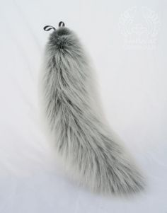 Grey+Wolf+Tail+Timber+Wolf+Costume+Cosplay