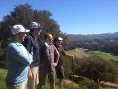 Golfing with Dino Mike and Jason #saycreate