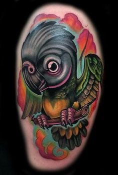 Adam Aguas - Parrot Memorial
