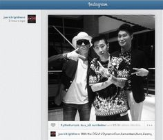 JAY PARK INSTAGRAM UPDATE