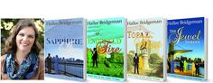 All purchase links for books by Hallee Bridgeman