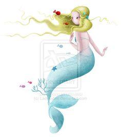 Siren by ~LadySybile on deviantART