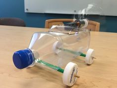 Picture of Electric Bottle Car