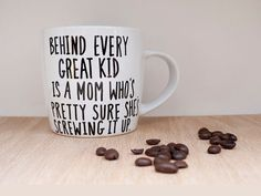 Funny mug for moms - Avonnie Studio | Cool Mom Picks