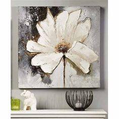 Cuadros Flores Modernos 100 X 100 Cm - Envio Gratis !!!! - $ 1.350,00 en Mercado Libre
