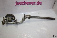 Vespa 50 N  50 s 50 l Gabel mit Ankerplatte und Schwinge