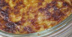 パイ生地の代わりに、冷凍ポテトを使った簡単なキッシュです。ホクホクのポテトとふんわり卵が絶品です。おもてなし料理にも◎