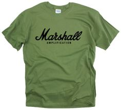 marshall amp tee green