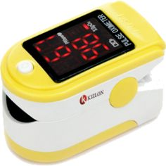 Pulse Oximeter KPO-A100 Our model Pulse Oximeter KPO-A100 is designed to measure oxygen level in the blood. It is suitable for the patients with COPD, Asthma and other lung diseases. It has silicon rubber shell protection with stable bracket.