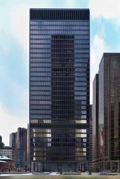 TD Towers at the Toronto Dominion Centre