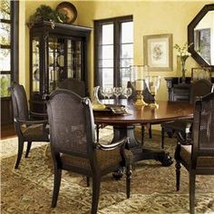 Tommy Bahama Home Kingstown - Kitchen