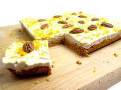 Raw Carrot Cake - Recipe