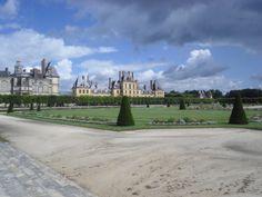 Wonderful Chateau de Fontainebleau - France 2009