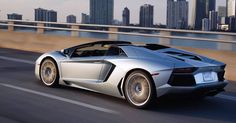 Lamborghini Aventador Roadster: discover the technical specifications, pictures, performance, and features of the Lamborghini Aventador Roadster