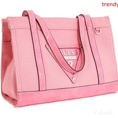Best New Bags Fall 2014 Women Modern Handbags 2014 Pink Love, Cute Pink, Pretty In Pink, Guess Handbags, Purses And Handbags, Handbags 2014, Stylish Eve, Guess Bags, Everything Pink