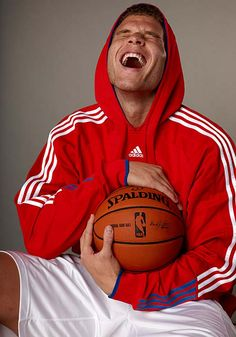 SI's NBA Portraits Over the Years - Blake Griffin
