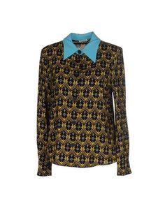MIU MIU Shirts. #miumiu #cloth #dress #top #skirt #pant #coat #jacket #jecket #beachwear #