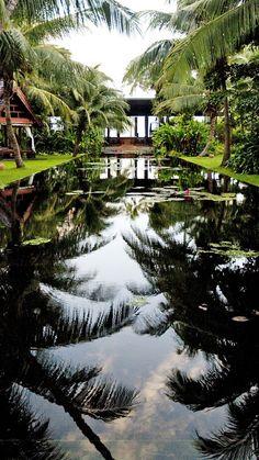 Anantara Rasananda Resort in Koh Samui, Thailand