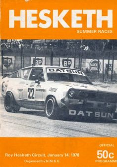 We hope you enjoy your visit to this website, enquiries, comments and suggestions will be most welcome.We still need contributions of programme covers and contents not listed between 1953 to Race Tracks, Programming, Circuit, South Africa, 1970s, January, African, Racing, Cars