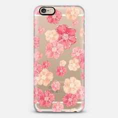 Blossoms Transparent iPhone 6 Case by Lisa Argyropoulos get $10 off using code: H5E5FU