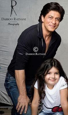 Shah Rukh Khan and Myrah Ratnani