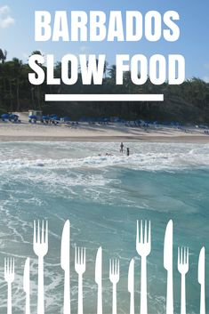 During my recent meal in Barbados I tried to participate in the growing slow…