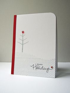 Love the simplicity of this card by gail
