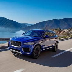 """""""The #FPACE is different because it's bodywork flows beautifully, it's proportions are spot on and it really will turn heads."""" - @TopGear #Jaguar #SUV #Carstagram"""