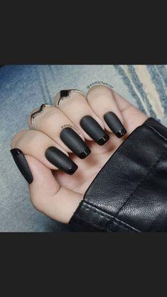 Nail Care, Nail Art Designs, Make Up, My Style, Tumblr, Dark, Nice, Gallery, Pretty Nails