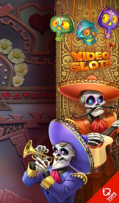 Spin the reels of the new Grim Muerto slot for free at The SpinRoom!  --  #NewSlot #FreeSlot #OnlineSlot #DayoftheDead