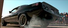 1972 plymouth barracuda fast and furious