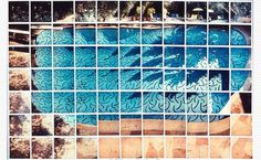 Dive In: David Hockney's Pool Paintings Capture The Best Of SoCal Modernism - Architizer