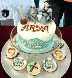 Somebody Named Their Kid Arya