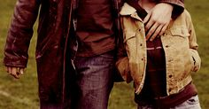 Younger Sam and Dean